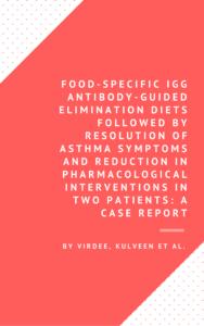 Food Intolerance medical Study